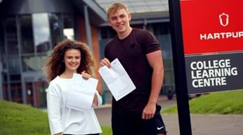 Hartpury on high as A Level results continue to improve