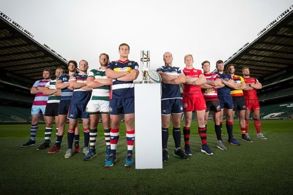 Image for Hartpury RFC Captain Oakley helps open official Championship launch