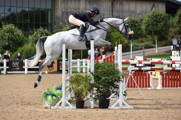 Image for Kitty King reigns champion at Hartpury Horse Trials