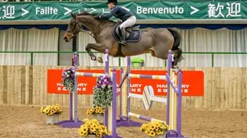 Showjumping stars expected as Hartpury gets set for spectacular