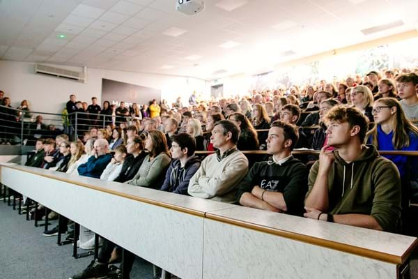 Image for Number of new students hits record high at Hartpury