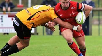 Hartpury students named in England Rugby U20 squad