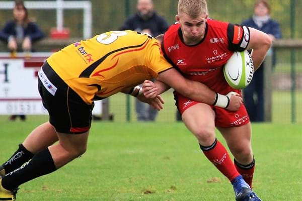 Image for Hartpury students named in England Rugby U20 squad