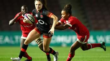 Image for Super six from Hartpury called up by England Rugby
