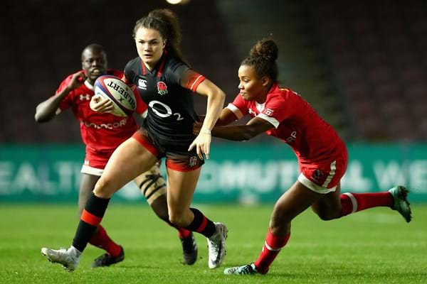 Image for Hartpury have ten tipped to feature for women's Six Nations sides