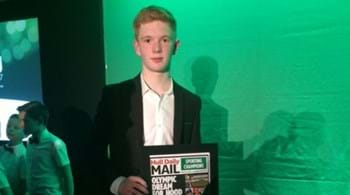 Hood's Hull success - Hartpury student scoops sporting award