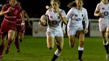 England Women's Under-20s name seven Hartpury players