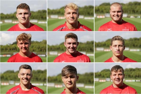 Image for Nine of Hartpury's AASE Championship winners get the nod for England