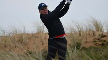 Image for By George! Hartpury student is crowned national golf champion