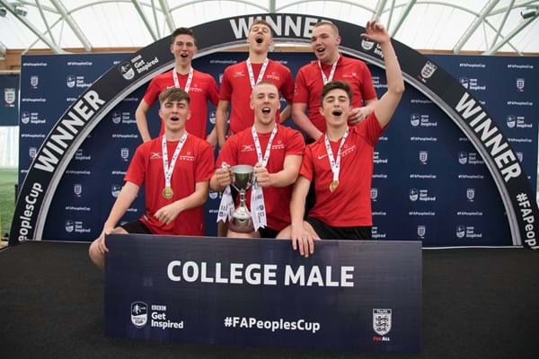 Image for Champions! Hartpury students set for big day at Wembley