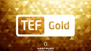 University Centre Hartpury remains only holder of TEF Gold