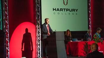 Hartpury celebrates students' success at annual Prize Day