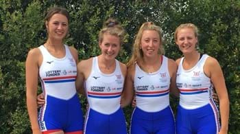 Fantastic four are named in GB squad for World Championships