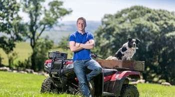 Former Hartpury student Jacob wins national farming title