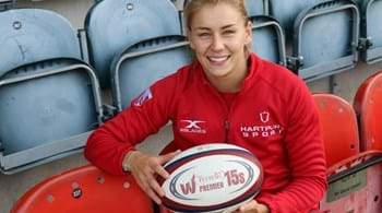 Hartpury students impress in superb rugby win