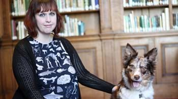 Audiobooks designed to de-stress dogs inspired by Hartpury research