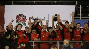 Hartpury clinches rugby title for ninth time in past 10 years