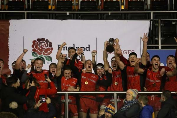 Image for Hartpury clinches rugby title for ninth time in past 10 years