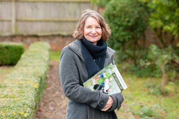 Image for Hartpury lecturer Vicky launches new book about impact of humans on animal world