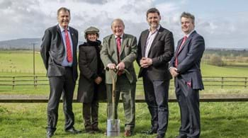 Landmark occasion for world-leading Agri-Tech Centre at Hartpury