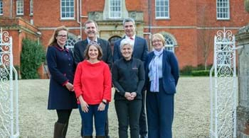 Image for First professors appointed  at Hartpury University