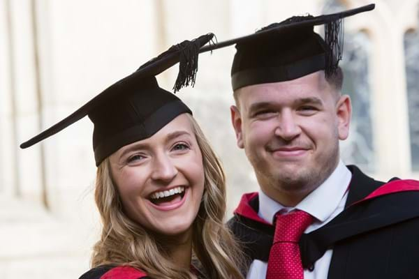 Image for Hartpury University ranked in top  10 in UK student awards