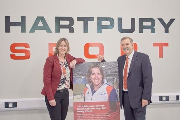 Image for £8.8 million Sports Academy at Hartpury is opened by Dame Katherine Grainger