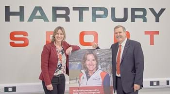 £8.8 million Sports Academy at Hartpury is opened by Dame Katherine Grainger