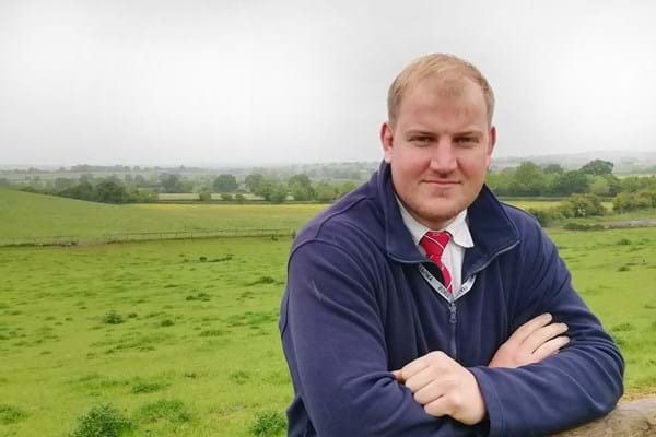 Image for Agri-Tech Centre Manager Ben Thompson is judge for national awards