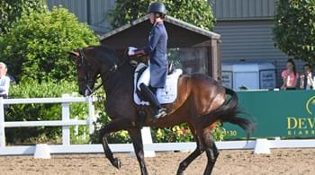 Image for Champion Charlotte Dujardin amazes crowds at Hartpury Festival of Dressage