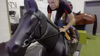 Image for State-of-the-art horseracing simulator under starter's orders at Hartpury