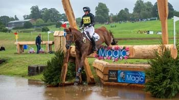 Piggy French celebrates more success at NAF Five Star International Hartpury Horse Trials