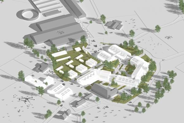 Image for Hartpury announces plans to develop national Digital Innovation Farm