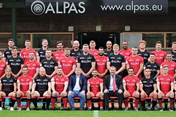 Image for Hartpury rugby stadium renamed ALPAS Arena  as part of exciting new partnership