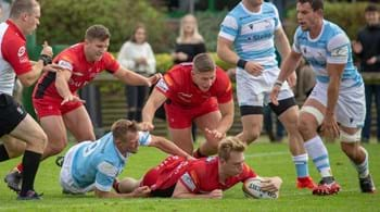 Hartpury University RFC preparing for  Knights challenge in Championship opener
