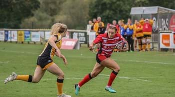 Twenty-four Hartpury graduates and students named in England Women rugby squads