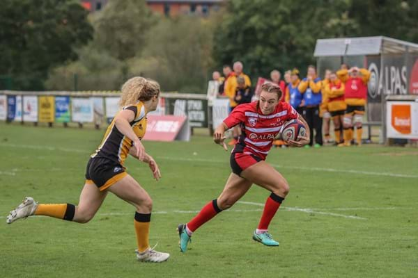 Image for Twenty-four Hartpury graduates and students named in England Women rugby squads