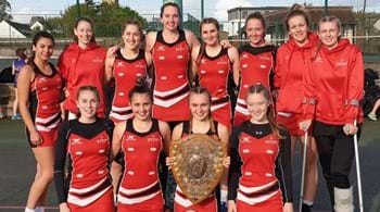 Hartpury College students retain Gloucestershire netball crown
