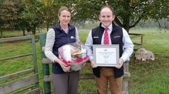 Image for Hartpury's dairy herd is cream of crop in prestigious awards