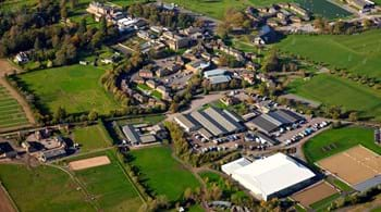 Hartpury is recognised for supporting mental health and wellbeing of staff and students