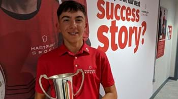 Image for Hartpury student Joe is  golf champion of Europe