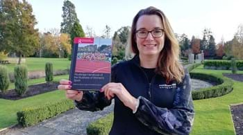 Image for Hartpury expert Lucy Dumbell featured in new book on women's sport