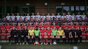 Image for Hartpury University students are crowned football champions