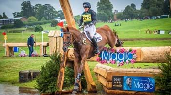 Image for Hartpury selected to host major  equestrian championships in 2022