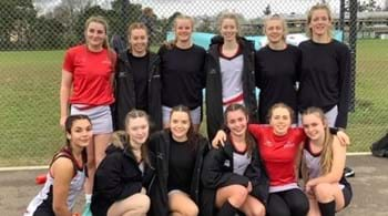 Hartpury College is finalist at England Netball national tournament