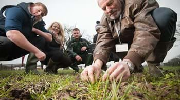 Image for Leading farming bodies in research project with Hartpury students