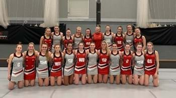 Hartpury students confirmed as AoC Premier Netball League champions