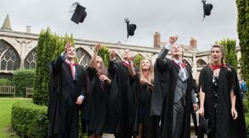 Hartpury University ranked in top 10% in UK by students