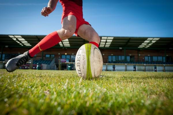 Image for Hartpury continues to build links with top rugby clubs in Wales