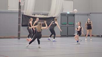 Image for Hartpury and Team Bath Netball are joining forces